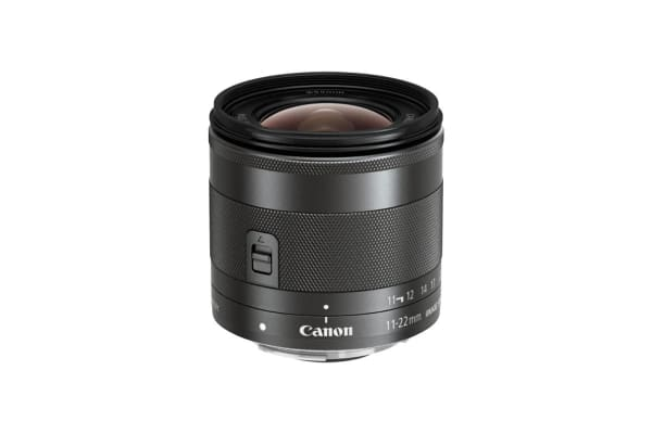 Canon EF-M 11-22mm f/4-5.6 IS STM Lens (EFM11-22ISST)