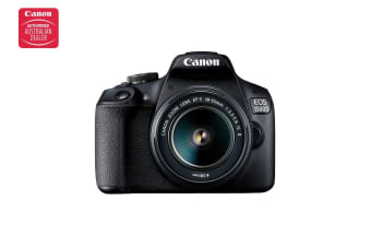 Canon EOS 1500D DSLR Camera (1500D)