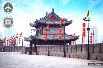CHINA: 12 Day China Discovery Tour Including Flights for Two