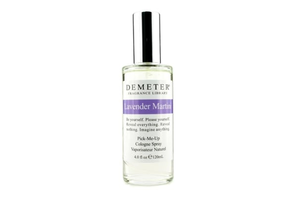 Demeter Lavender Martini Cologne Spray (120ml/4oz)
