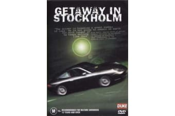 Getaway in Stockholm - Rare- Aus Stock DVD NEW
