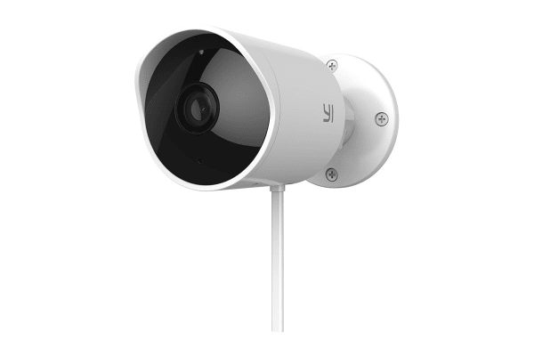 YI Wireless Outdoor Security Camera