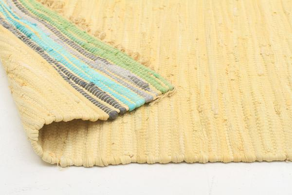 Boho Whimsical Rug yellow 220x150cm