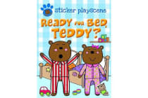 Ready for Bed Teddy?