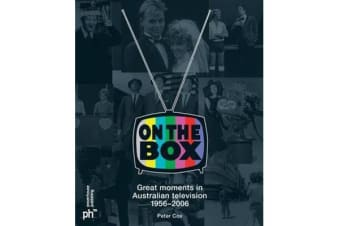 On the Box - Great Moments in Australian Television, 1955-2005