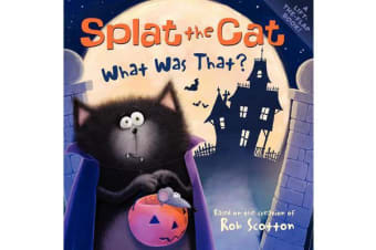 Splat the Cat - What Was That?