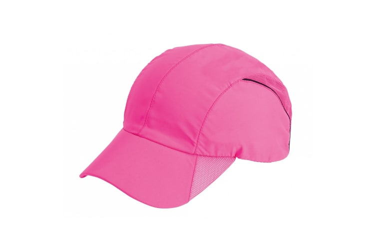 Result Headwear Impact Sports Cap (Flo Pink) (One Size)