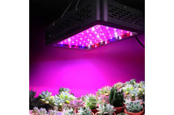 300W LED Grow Light Full Spectrum Indoor Plants Hydroponic System