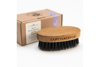 Capt Fawcett's Wild Boar Bristle Beard Brush