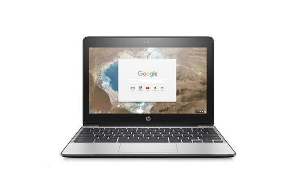 "HP ChromeBook 11 G5 Education Notebook, 11.6"" Intel Celeron N3060 2GB 16GB SSD"