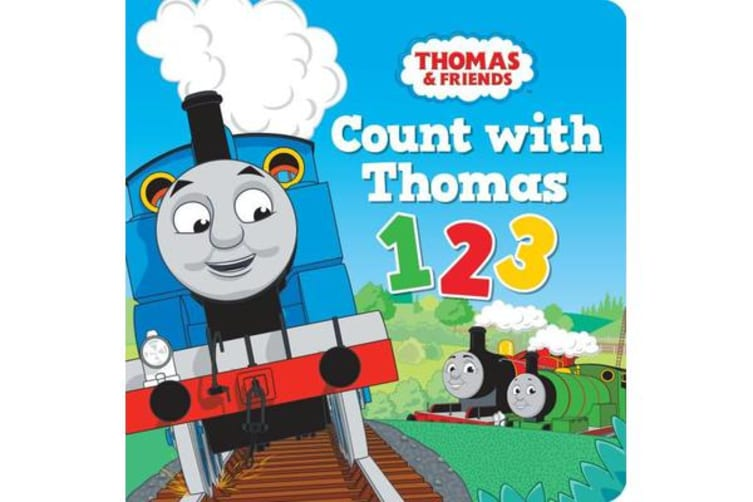 Thomas & Friends: Count with Thomas 123 - Thomas & Friends: Count with Thomas 123