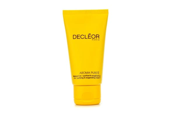 Decleor Aroma Purete 2 in 1 Purifying & Oxygenating Mask (Combination & Oily Skin) (50ml/1.69oz)