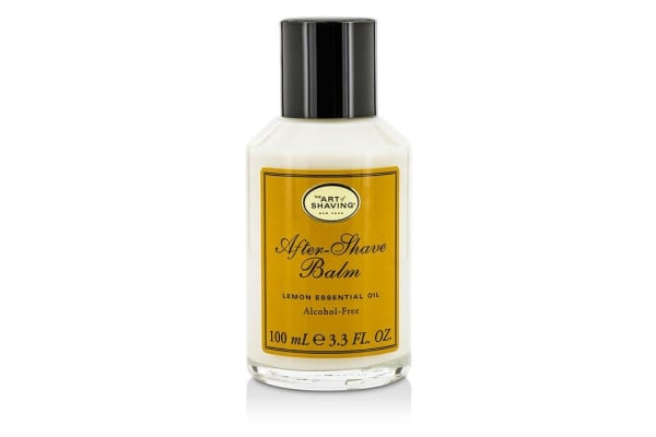 The Art Of Shaving After Shave Balm - Lemon Essential Oil (Unboxed) (100ml/3.3oz)
