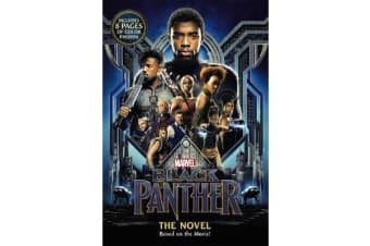 Marvel Black Panther - Movie Novel