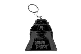 Grindhouse Car Keychain