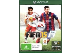 FIFA 15 Xbox One GAME GREAT CONDITION