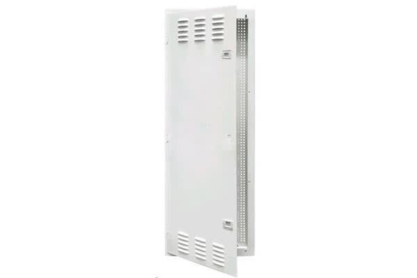 "Dynamix HWS-4204V2 42"" FTTH Network Enclosure Recessed Wall Mount with Vented Lid Cable"