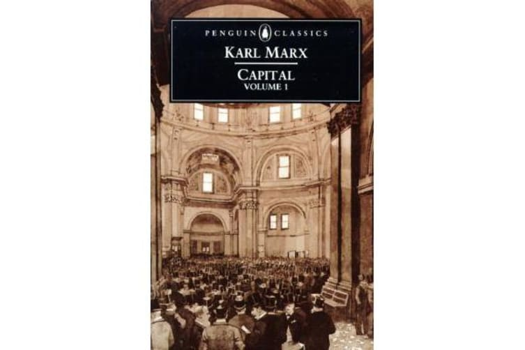 Capital - A Critique of Political Economy