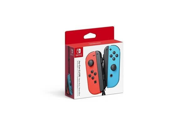Nintendo Switch, Joy Con Neon Controller Set