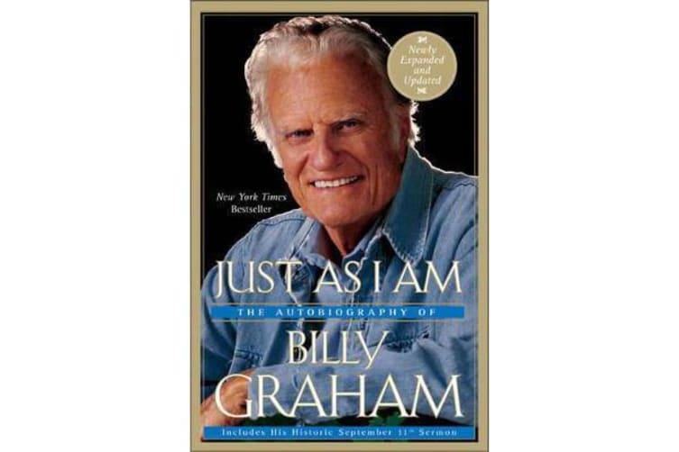 Just as I Am - The Autobiography of Billy Graham