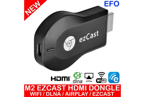 M2 Ezcast Hdmi Dongle Ezair Miracast Airplay Dlna Hdmi Wifi Tv Android Iphone Pc