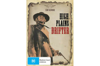 High Plains Drifter DVD Region 4
