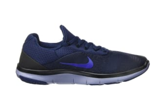 Nike Men's Free Trainer V7 Shoe (College Navy/Deep Royal Blue, Size 10.5)