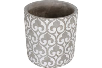 Bella Concrete Pot Round
