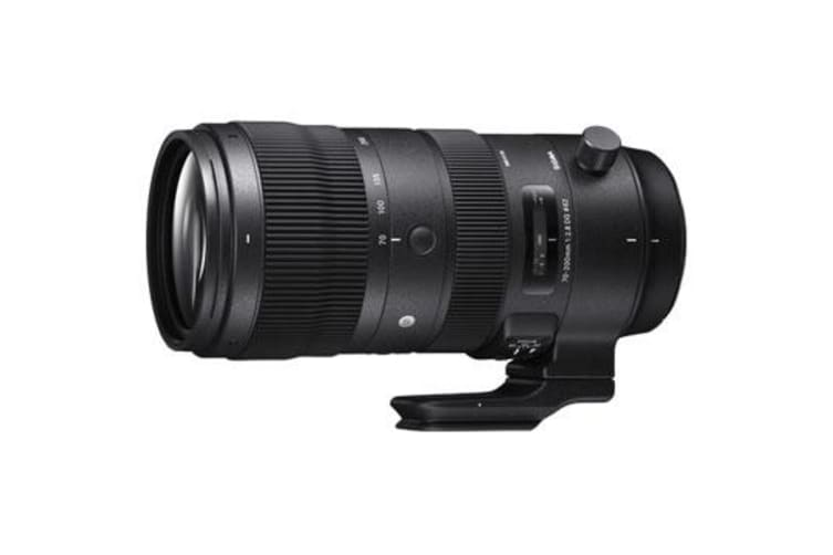 New Sigma 70-200mm F2.8 DG OS HSM Sport Lens for Canon (FREE DELIVERY + 1 YEAR AU WARRANTY)