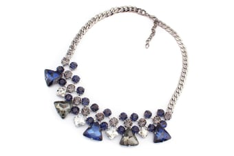 Seafolly Statement Necklace-Blue