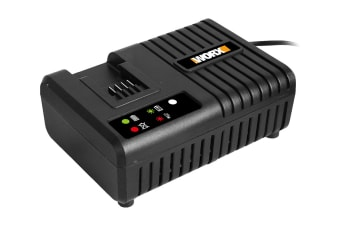 WORX Powershare 20V 6.0Ah MAX Rapid Battery Charger (WA3867)