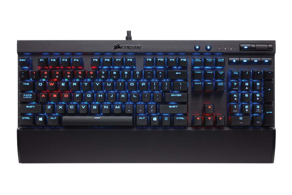 Corsair K70 LUX RGB Mechanical Keyboard Cherry Silent