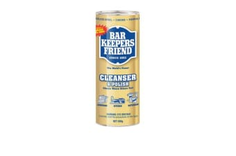 Bar Keepers Friend Cleanser & Polish 595g
