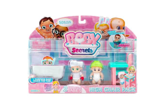 Baby Secrets Highchair Accessory Pack