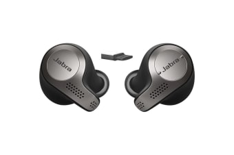 Jabra EVOLVE 65T UC Unified Communication Superior true wireless call quality with 4-microphone