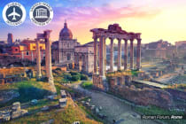 EUROPE: Extraordinary Europe Tour with Flights
