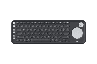 Logitech K600 Tv Keyboard With Integrated Touchpad And D-Pad (920-008843)
