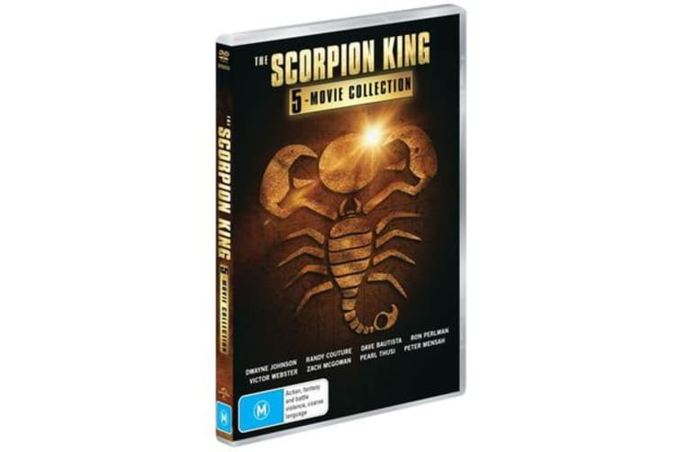 The Scorpion King 5-Movie Collection