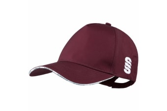 Surridge Unisex Classic Fitted Baseball Cap (Maroon)