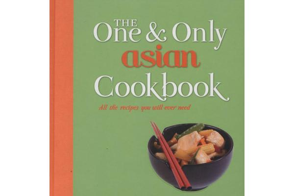 The One and Only Asian Cookbook