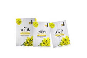 SNP Jeju Rest Canola Mask (Vitalizing) 10x22ml/0.74oz