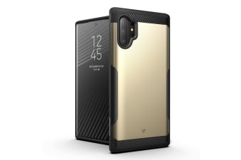 VERTECH Heavy Duty Shockproof Cover for Note 10 Plus/Note 10 Plus 5G-Gold