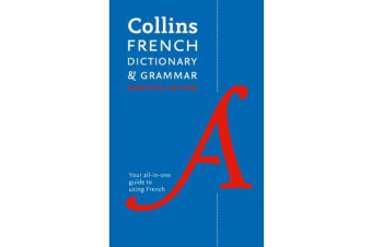 Collins French Dictionary and Grammar Essential Edition - Two Books in One