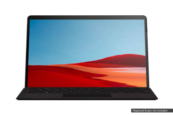 Microsoft Surface Pro X (SQ1, 16GB RAM, 256GB SSD, Black) - AU/NZ Model
