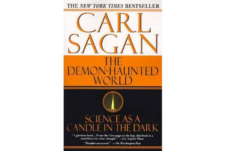 The Demon-Haunted World - Science as a Candle in the Dark