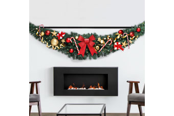 Jingle Jollys 180CM 6FT Christmas Decoration Garlands Ornaments Home House Decro