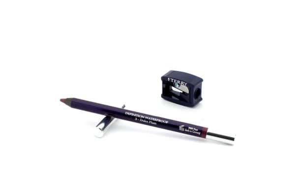 By Terry Crayon Levres Terrbly Perfect Lip Liner - # 3 Dolce Plum (1.2g/0.04oz)