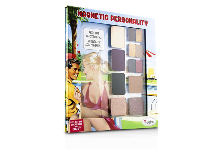 TheBalm Magnetic Palette - # Magnetic Personality 16.5g