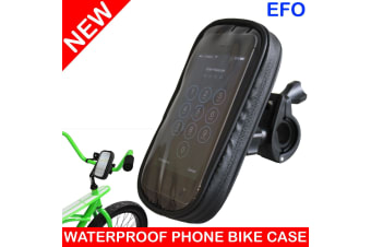 Bicycle Bike Handlebar Mount Holder Iphone 5 Case Water Resistant Galaxy S4 Htc