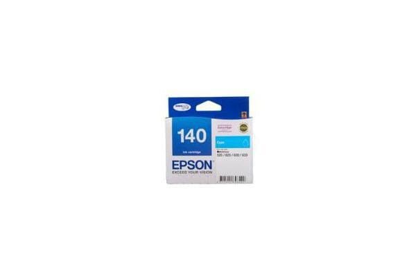 EPSON 140 Extra High Capacity Cyan Ink Cartridge For Workforce 60 625 630 633 840